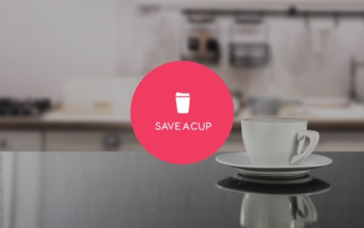 Save a Cup
