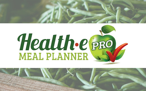 Health-e Meal Planner Pro (USDA)